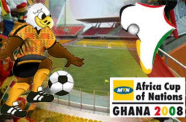 Ghana's football golden attraction